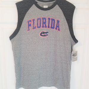 Stadium Athletics Men's Florida Gators Tank NWT M